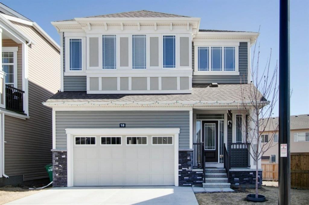 Main Photo: 18 Osborne Common SW: Airdrie Detached for sale : MLS®# A1088269