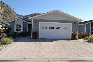 Photo 3: #124 8300 GALLAGHER LK FRONTAGE Road, in Oliver: House for sale : MLS®# 191726