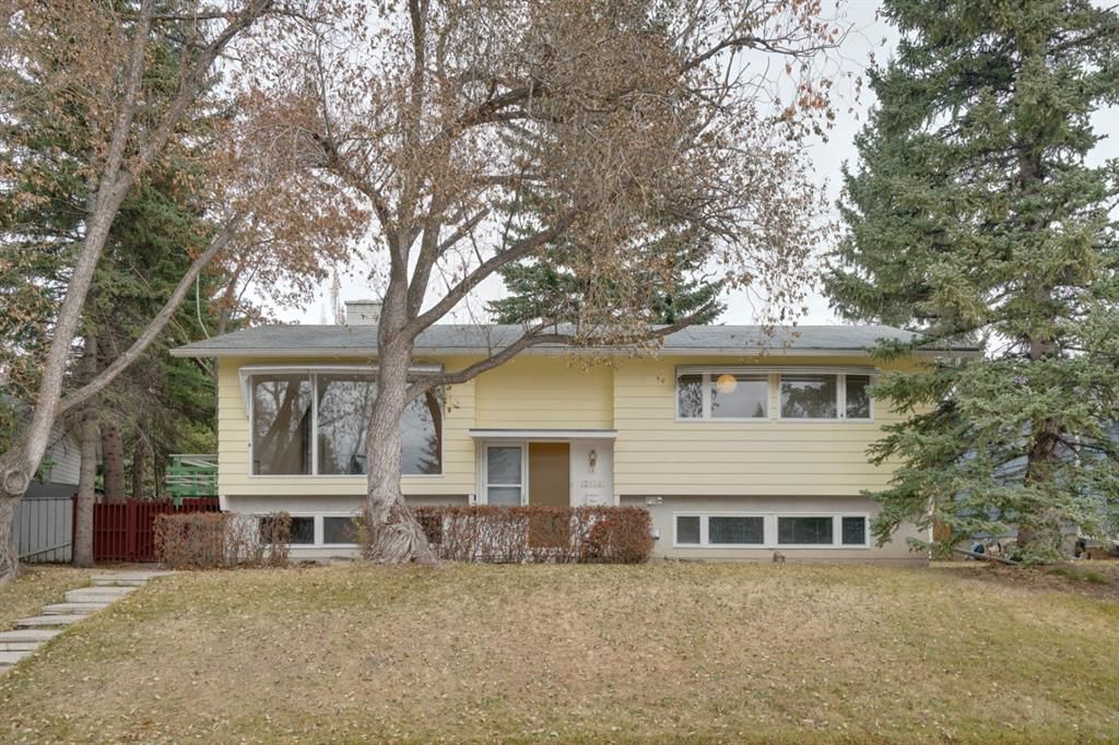 Main Photo: 2132 Palisdale Road SW in Calgary: Palliser Detached for sale : MLS®# A1048144