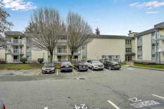 "Photo 1: 228 32850 GEORGE FERGUSON Way in Abbotsford: Central Abbotsford Condo for sale in ""ABBOTSFORD PLACE"" : MLS®# R2524027"
