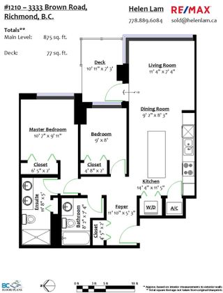"Photo 18: 1210 3333 BROWN Road in Richmond: West Cambie Condo for sale in ""AVANTI"" : MLS®# R2570757"