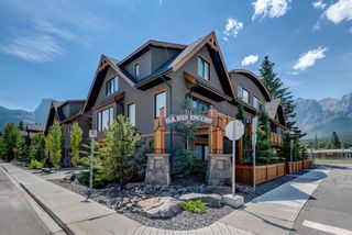 Photo 1: 7 511 6 Avenue: Canmore Row/Townhouse for sale : MLS®# A1089098