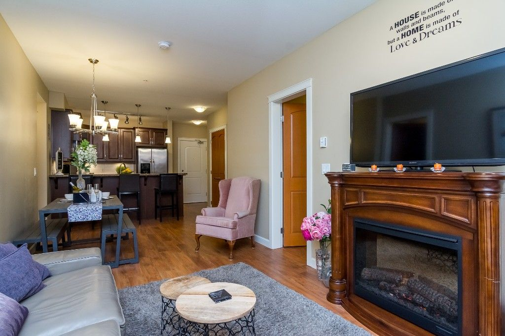 """Photo 20: Photos: 155 8328 207A Street in Langley: Willoughby Heights Condo for sale in """"YORKSON CREEK"""" : MLS®# R2201226"""