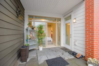 """Photo 22: 108 20 E ROYAL Avenue in New Westminster: Fraserview NW Condo for sale in """"THE LOOKOUT"""" : MLS®# R2237178"""