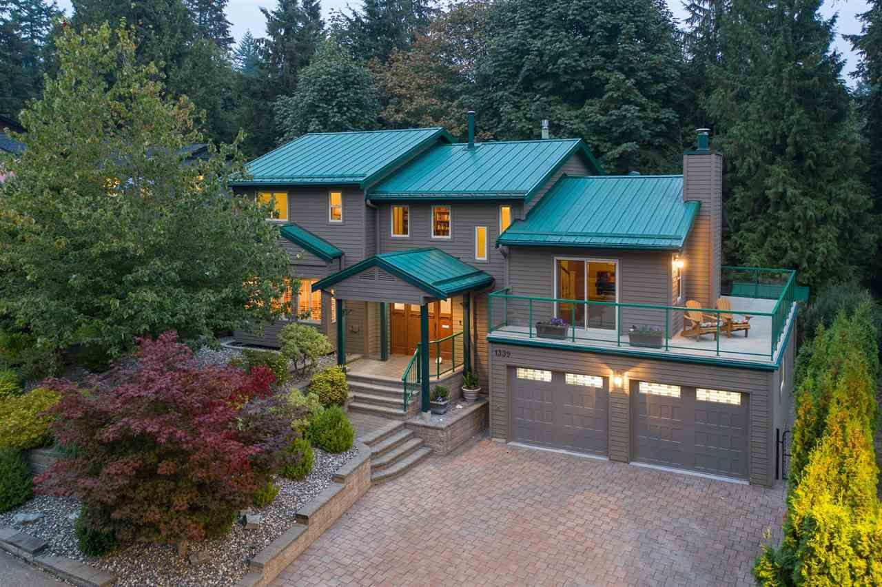 Main Photo: 1339 CHARTER HILL Drive in Coquitlam: Upper Eagle Ridge House for sale : MLS®# R2501443