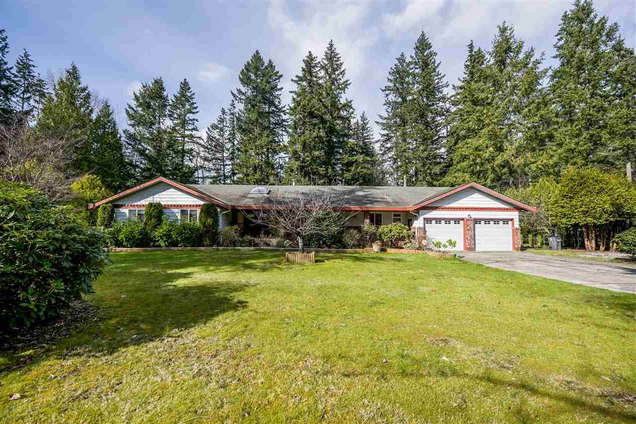 """Main Photo: 14365 25 Avenue in Surrey: Sunnyside Park Surrey House for sale in """"Woodshire Park"""" (South Surrey White Rock)  : MLS®# R2560292"""