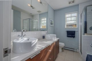 """Photo 12: 2148 W 8TH Avenue in Vancouver: Kitsilano Townhouse for sale in """"Hansdowne Row"""" (Vancouver West)  : MLS®# R2537201"""