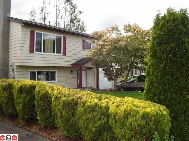 Main Photo: 27522 31A Avenue in Langley: Aldergrove Langley House for sale : MLS®# F1014383