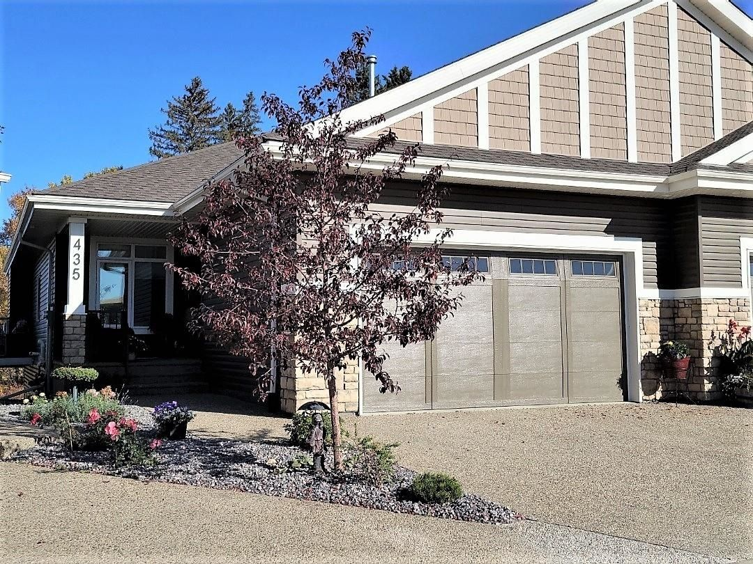 Main Photo: 435 50 HEATHERGLEN Drive: Spruce Grove House Half Duplex for sale : MLS®# E4266281
