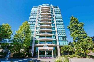 "Photo 1: 510 8871 LANSDOWNE Road in Richmond: Brighouse Condo for sale in ""Centre Pointe"" : MLS®# R2157190"