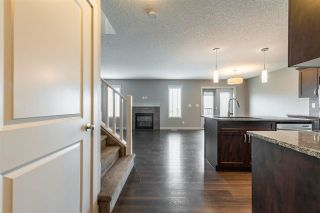 Photo 3: 2395 Sparrow Crescent in Edmonton: Zone 59 House Half Duplex for sale : MLS®# E4241966
