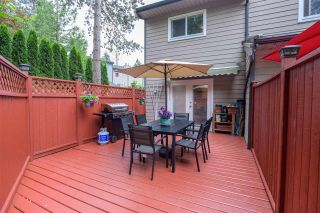 Photo 9: 287 BALMORAL PLACE in Port Moody: North Shore Pt Moody Townhouse for sale : MLS®# R2378595