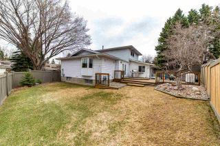 Photo 39: 3 Glen Meadow Crescent: St. Albert House for sale : MLS®# E4241391