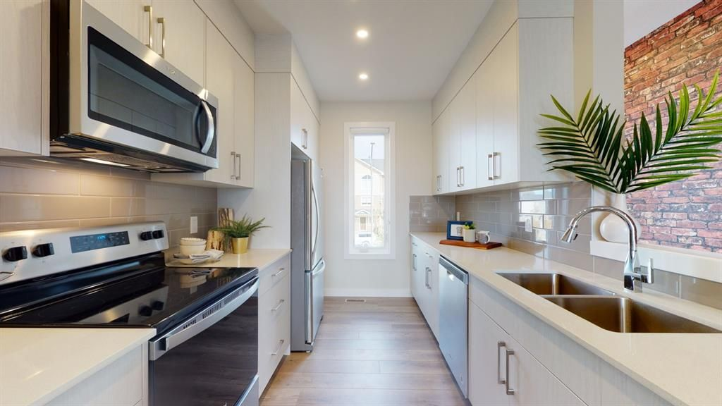 Photos are of the showhome, same floorplan,  still have time to choose your interior selections.