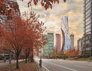 Photo 3: 905 1550 ALBERNI Street in Vancouver: West End VW Condo for sale (Vancouver West)  : MLS®# R2503976