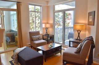 """Photo 4: 210 1675 W 10TH Avenue in Vancouver: Fairview VW Condo for sale in """"Norfolk House by Polygon"""" (Vancouver West)  : MLS®# R2173409"""