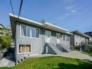 Photo 2: 1335 KAMLOOPS Street in New Westminster: Uptown NW Multi-Family Commercial for sale : MLS®# C8035488
