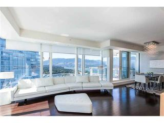 Photo 1: 4305 1011 W CORDOVA Street in Vancouver: Coal Harbour Condo for sale (Vancouver West)  : MLS®# V1136896