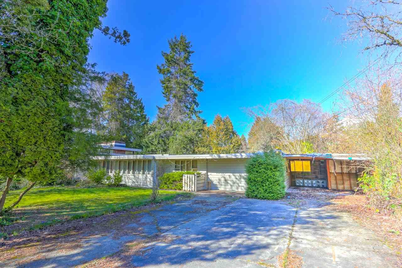 Main Photo: 5689 MCMASTER Road in Vancouver: University VW House for sale (Vancouver West)  : MLS®# R2504137