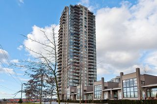 "Photo 1: 1404 2345 MADISON Avenue in Burnaby: Brentwood Park Condo for sale in ""OMA"" (Burnaby North)  : MLS®# V922548"