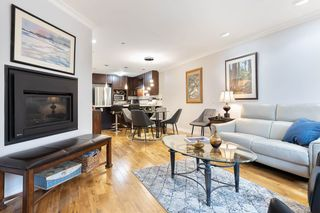 """Photo 15: 107 525 WHEELHOUSE Square in Vancouver: False Creek Condo for sale in """"HENLEY COURT"""" (Vancouver West)  : MLS®# R2529742"""