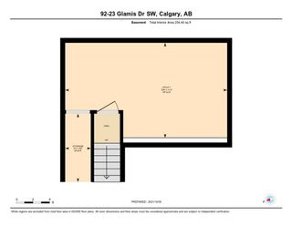 Photo 35: 92 23 Glamis Drive SW in Calgary: Glamorgan Row/Townhouse for sale : MLS®# A1153532