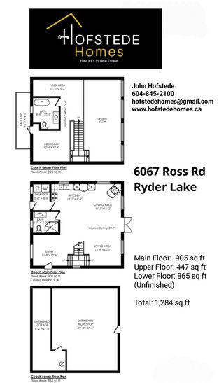 Photo 39: 6067 ROSS Road: Ryder Lake House for sale (Sardis)  : MLS®# R2562199
