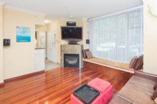 """Photo 5: 105 928 RICHARDS Street in Vancouver: Yaletown Townhouse for sale in """"SAVOY"""" (Vancouver West)  : MLS®# R2188687"""