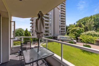 """Photo 1: 501 71 JAMIESON Court in New Westminster: Fraserview NW Condo for sale in """"PALACE QUAY"""" : MLS®# R2608875"""