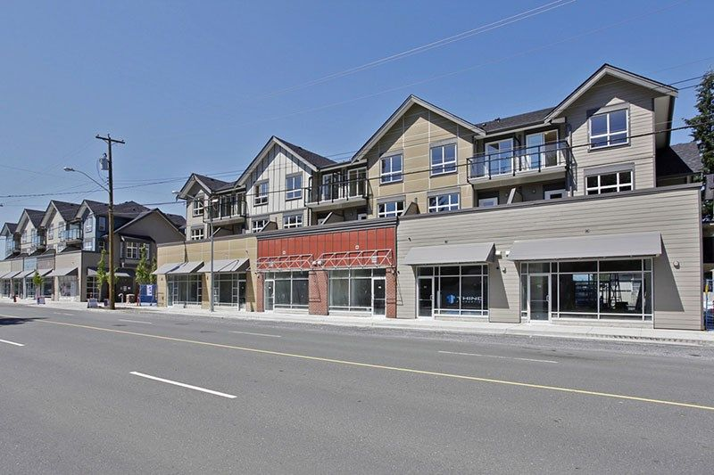 """Main Photo: 224 32095 HILLCREST Avenue in Abbotsford: Abbotsford West Townhouse for sale in """"Cedar Park Plaza"""" : MLS®# R2025230"""