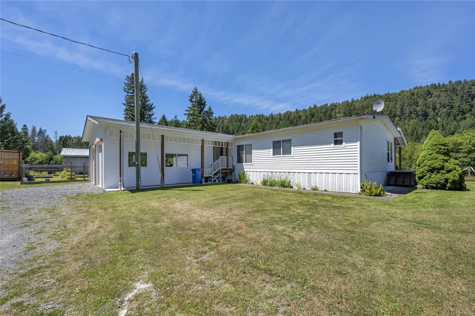 Photo 56: Photos: 3596 Riverside Rd in : ML Cobble Hill Manufactured Home for sale (Malahat & Area)  : MLS®# 879804