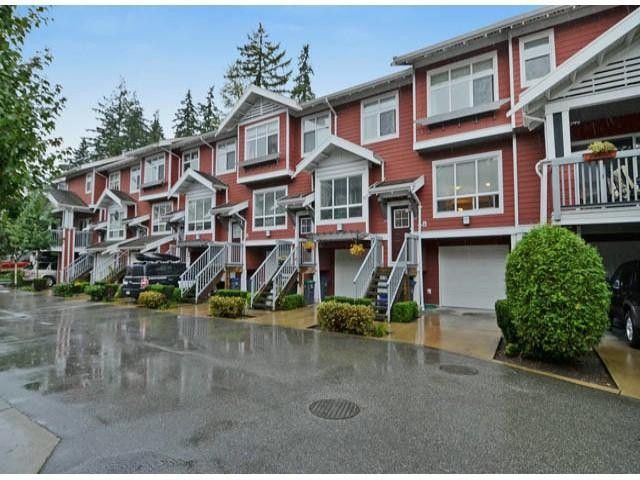 """Main Photo: 151 15168 36 Avenue in Surrey: Morgan Creek Townhouse for sale in """"SOLAY"""" (South Surrey White Rock)  : MLS®# F1322507"""