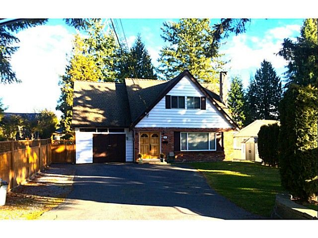 Main Photo: 2310 William Avenue in North Vancouver: Westlynn House for sale : MLS®# V1045621