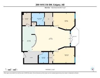 Photo 25: 209 1410 2 Street SW in Calgary: Beltline Apartment for sale : MLS®# A1130118