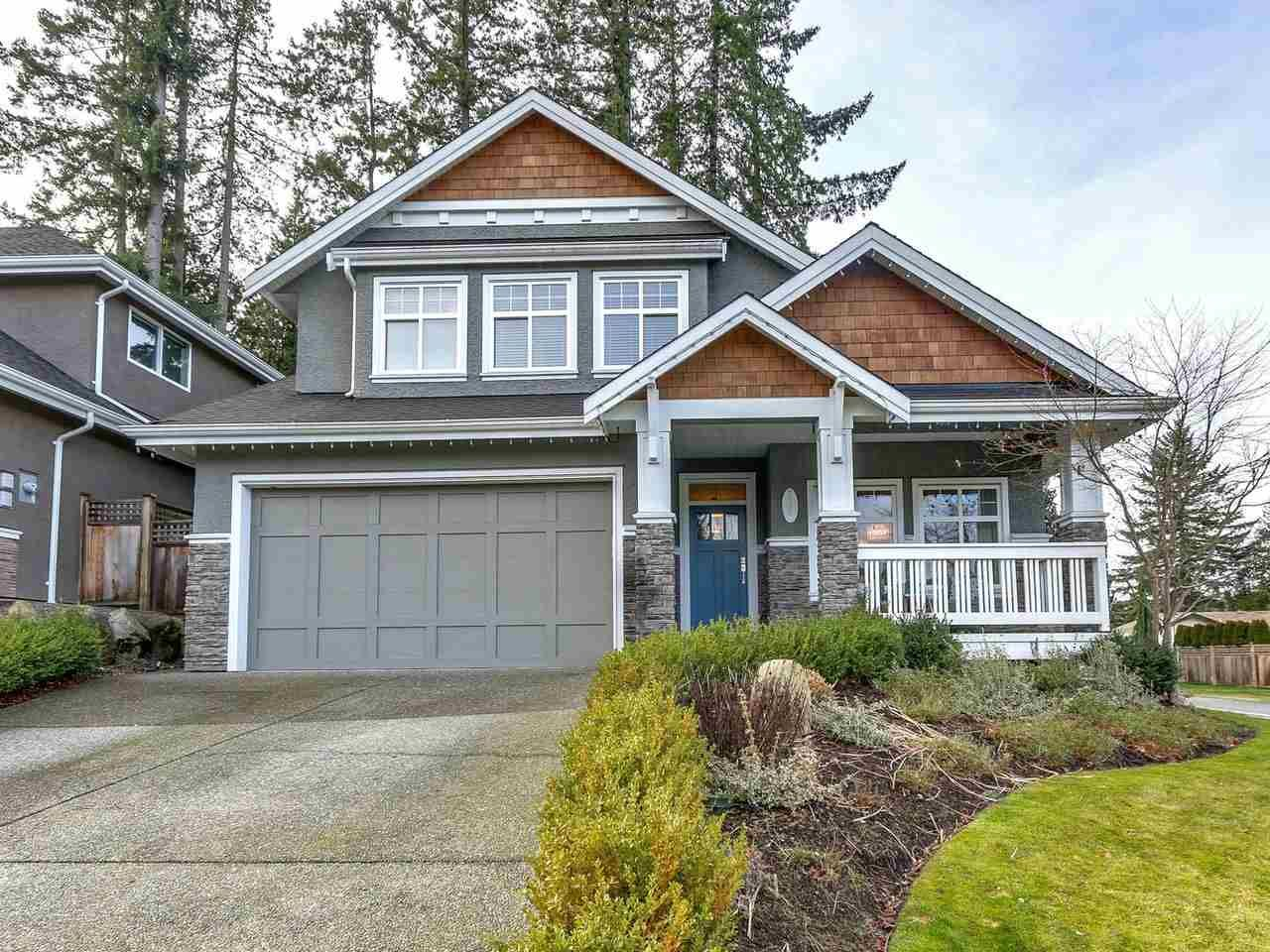 """Main Photo: 2957 147A Street in Surrey: Elgin Chantrell House for sale in """"Heritage Trails"""" (South Surrey White Rock)  : MLS®# R2235553"""