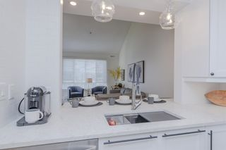"""Photo 10: 411 2 RENAISSANCE Square in New Westminster: Quay Condo for sale in """"The Lido"""" : MLS®# R2620634"""