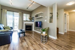 """Photo 1: 411 2468 ATKINS Avenue in Port Coquitlam: Central Pt Coquitlam Condo for sale in """"THE BORDEAUX"""" : MLS®# R2062681"""