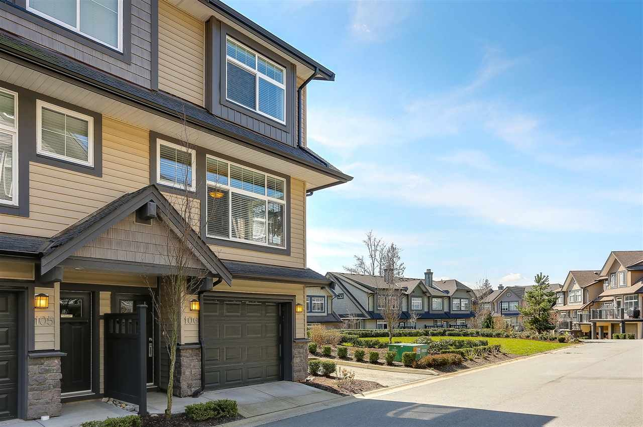 """Photo 18: Photos: 106 13819 232 Street in Maple Ridge: Silver Valley Townhouse for sale in """"BRIGHTON"""" : MLS®# R2152848"""