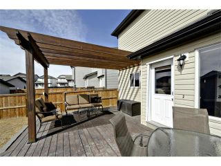 Photo 31: 178 MORNINGSIDE Gardens SW: Airdrie House for sale : MLS®# C4003758
