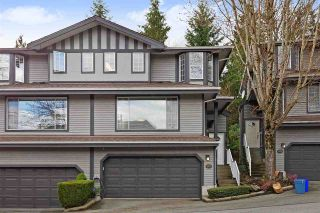 "Photo 1: 127 2998 ROBSON Drive in Coquitlam: Westwood Plateau Townhouse for sale in ""FOXRUN"" : MLS®# R2376180"