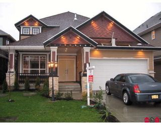 Photo 1: 21179 83A Avenue in Langley: Willoughby Heights House for sale : MLS®# F2800782
