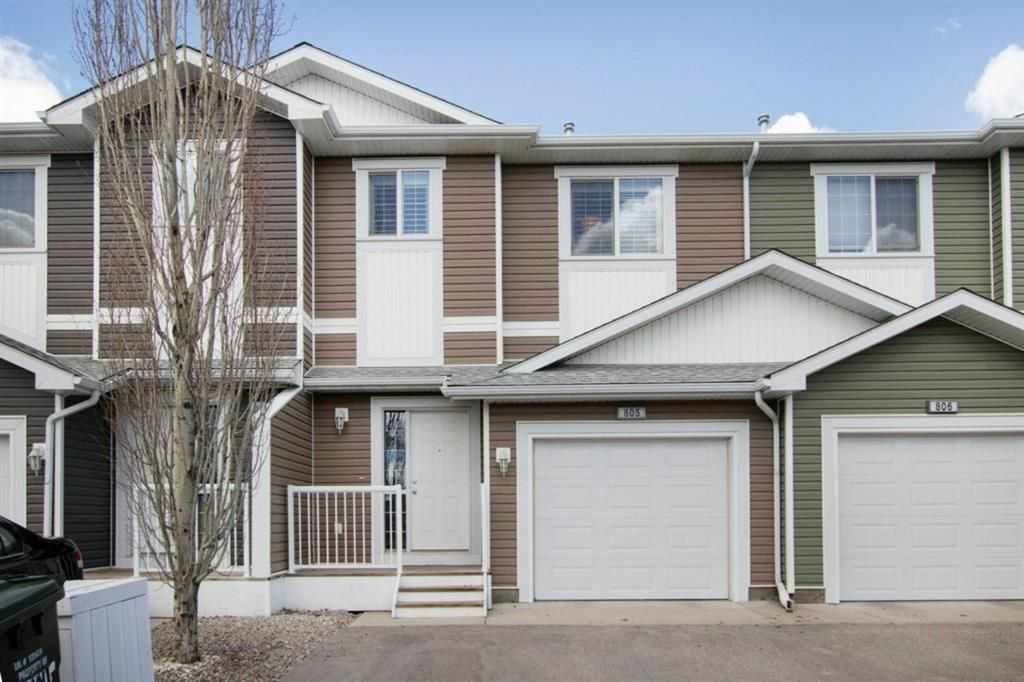 Main Photo: 805 800 Yankee Valley Boulevard SE: Airdrie Row/Townhouse for sale : MLS®# A1103338