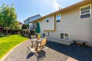Photo 37: 44689 LANCASTER Drive in Chilliwack: Vedder S Watson-Promontory House for sale (Sardis)  : MLS®# R2501791
