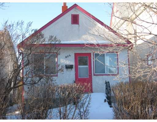 Main Photo: 824 STELLA Avenue in WINNIPEG: North End Residential for sale (North West Winnipeg)  : MLS®# 2904859