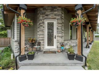 Photo 22: 1 23165 OLD YALE Road in Langley: Campbell Valley House for sale : MLS®# R2454342