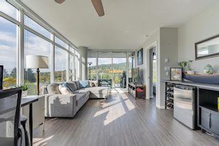 Main Photo: 802 520 COMO LAKE Avenue in Coquitlam: Coquitlam West Condo for sale : MLS®# R2627575