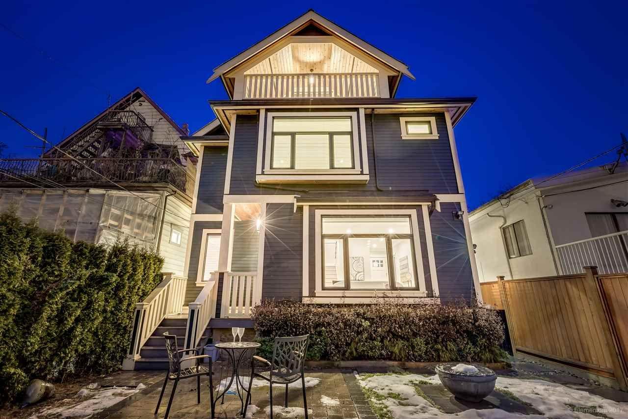 Main Photo: 1758 E 13TH Avenue in Vancouver: Grandview VE 1/2 Duplex for sale (Vancouver East)  : MLS®# R2132756