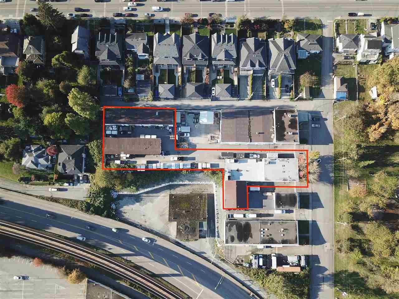Main Photo: 518 520 SHARPE Street in New Westminster: Uptown NW Industrial for sale : MLS®# C8034610