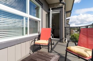 """Photo 24: 407 20630 DOUGLAS Crescent in Langley: Langley City Condo for sale in """"BLU"""" : MLS®# R2049078"""