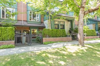 """Photo 1: 2551 EAST Mall in Vancouver: University VW Townhouse for sale in """"HAWTHORNE PLACE"""" (Vancouver West)  : MLS®# R2604703"""